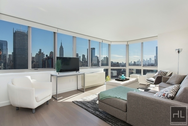 1 Bedroom, Hell's Kitchen Rental in NYC for $3,437 - Photo 1