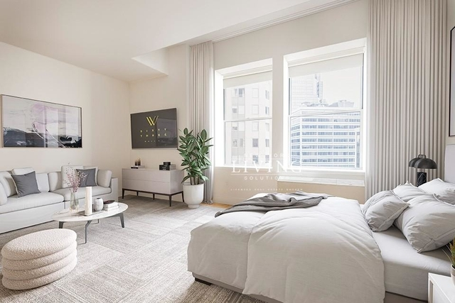 Studio, Financial District Rental in NYC for $2,512 - Photo 1