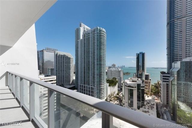2 Bedrooms, Miami Financial District Rental in Miami, FL for $5,200 - Photo 1