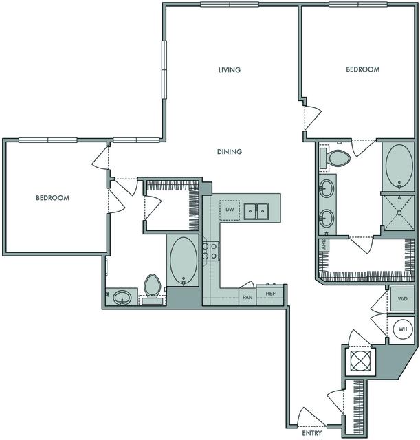 2 Bedrooms, North Cambridge Rental in Boston, MA for $3,765 - Photo 1