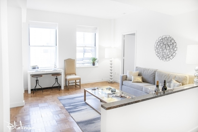 1 Bedroom, Financial District Rental in NYC for $3,547 - Photo 1