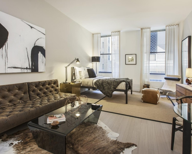 Studio, Financial District Rental in NYC for $3,754 - Photo 1