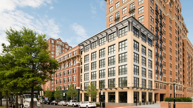 2 Bedrooms, Braddock Road Metro Rental in Washington, DC for $2,795 - Photo 1