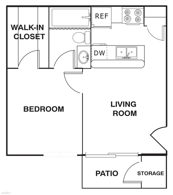 1 Bedroom, Marshall Terrace Rental in Dallas for $765 - Photo 1