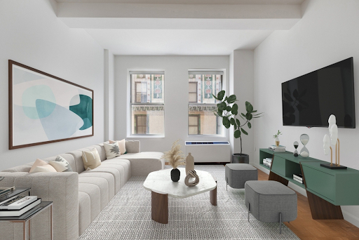 2 Bedrooms, Financial District Rental in NYC for $5,425 - Photo 1
