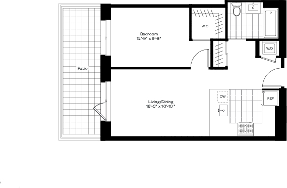 1 Bedroom, Flatbush Rental in NYC for $2,769 - Photo 1