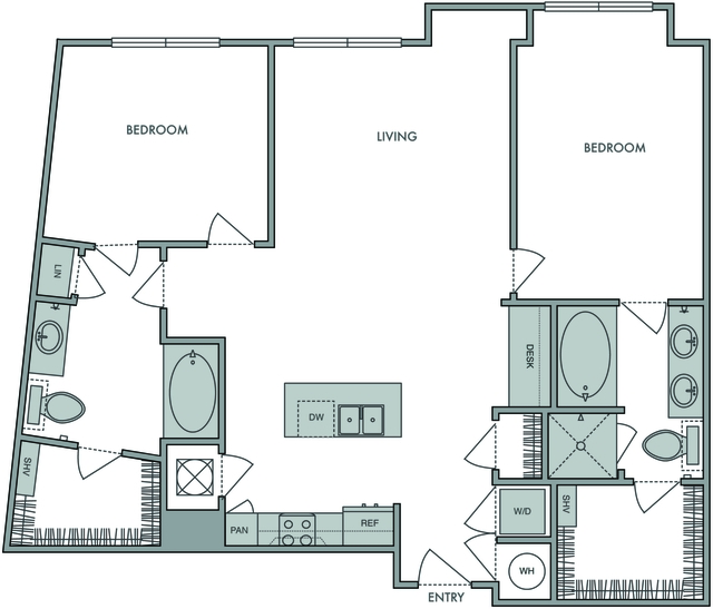 2 Bedrooms, North Cambridge Rental in Boston, MA for $3,726 - Photo 1