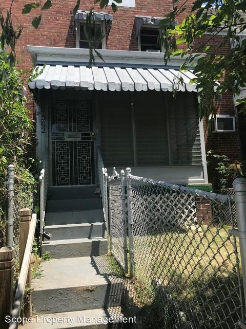 5 Bedrooms, Kingman Park Rental in Baltimore, MD for $5,462 - Photo 1