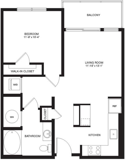 1 Bedroom, Cambridge Highlands Rental in Boston, MA for $2,908 - Photo 1