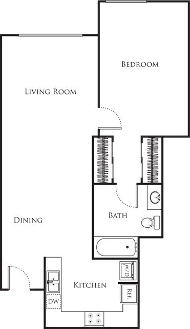 1 Bedroom, Encino Rental in Los Angeles, CA for $2,284 - Photo 1