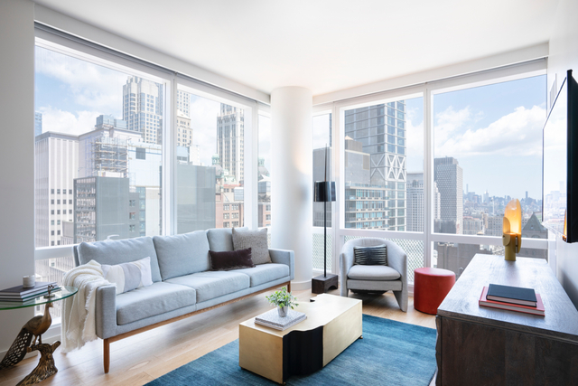 1 Bedroom, Financial District Rental in NYC for $7,950 - Photo 1