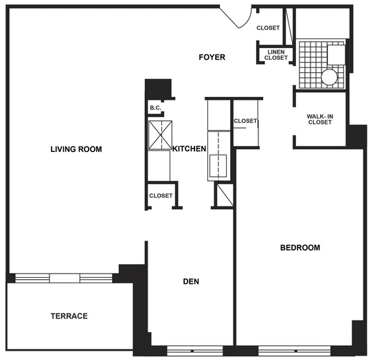 1 Bedroom, LeFrak City Rental in NYC for $2,127 - Photo 1
