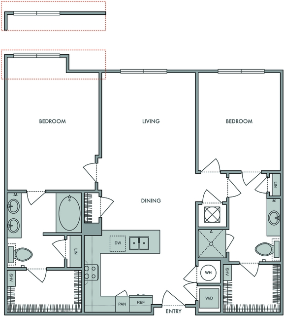 2 Bedrooms, North Cambridge Rental in Boston, MA for $3,395 - Photo 1