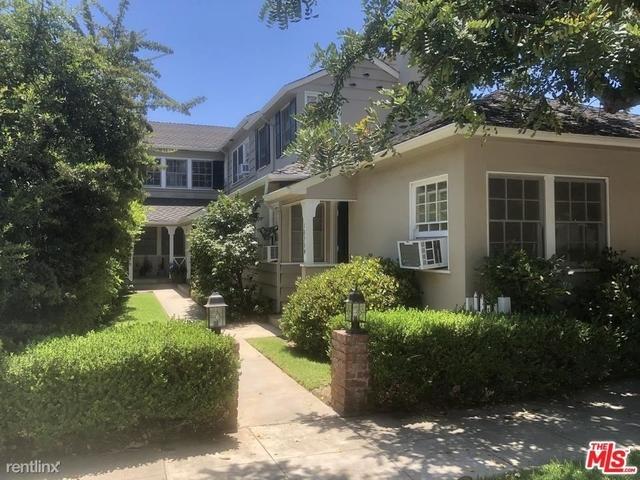 2 Bedrooms, Westwood Rental in Los Angeles, CA for $3,975 - Photo 1
