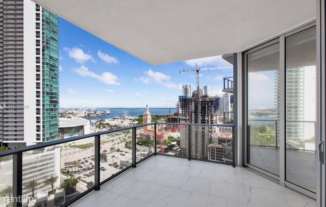 1 Bedroom, Park West Rental in Miami, FL for $5,900 - Photo 1