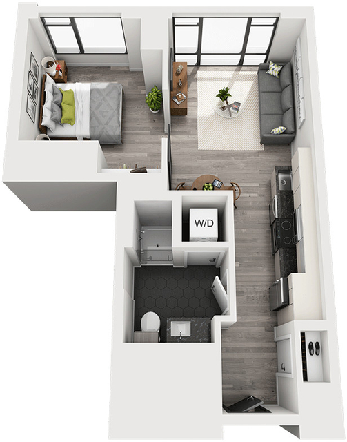 1 Bedroom, Shawmut Rental in Boston, MA for $3,599 - Photo 1