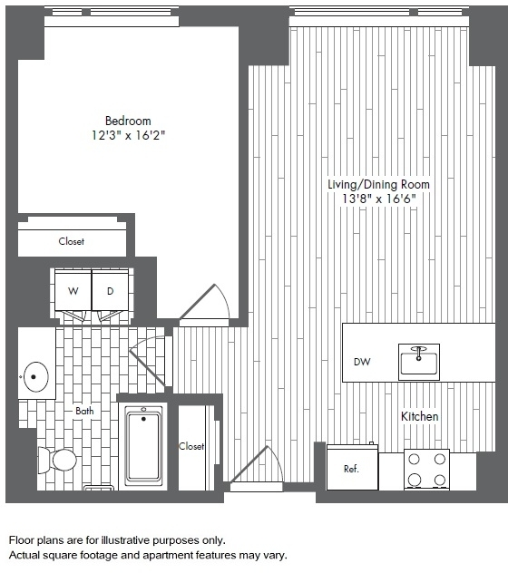 1 Bedroom, Seaport District Rental in Boston, MA for $4,280 - Photo 1