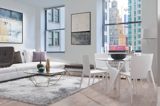 2 Bedrooms, Financial District Rental in NYC for $7,375 - Photo 1