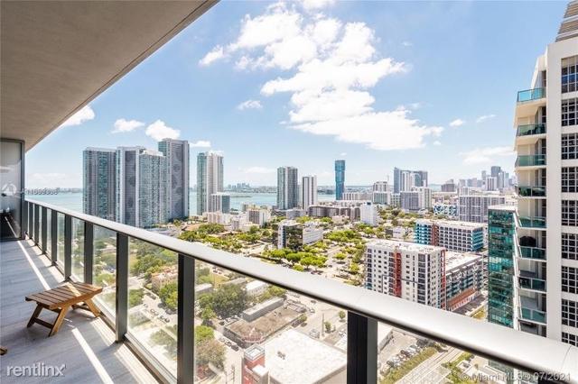 2 Bedrooms, Little San Juan Rental in Miami, FL for $4,200 - Photo 1