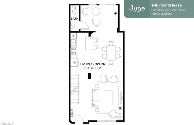 Room, Columbia Heights Rental in Washington, DC for $1,150 - Photo 1