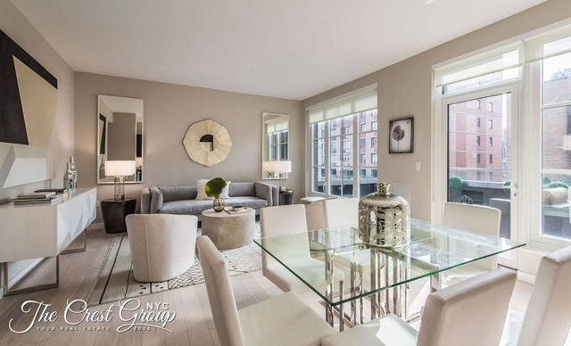 2 Bedrooms, Hell's Kitchen Rental in NYC for $7,750 - Photo 1