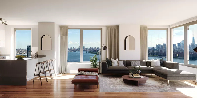 2 Bedrooms, Hunters Point Rental in NYC for $5,110 - Photo 1
