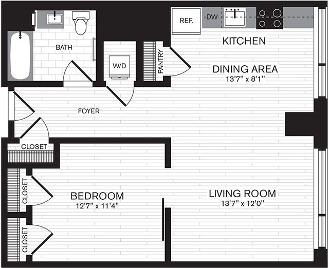 1 Bedroom, East Cambridge Rental in Boston, MA for $4,058 - Photo 1