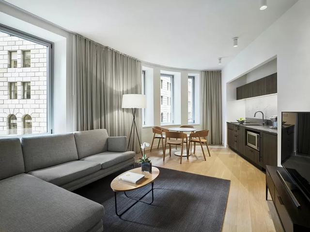 1 Bedroom, Financial District Rental in NYC for $4,528 - Photo 1