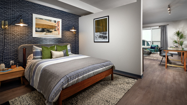 1 Bedroom, Little Tokyo Rental in Los Angeles, CA for $2,555 - Photo 1