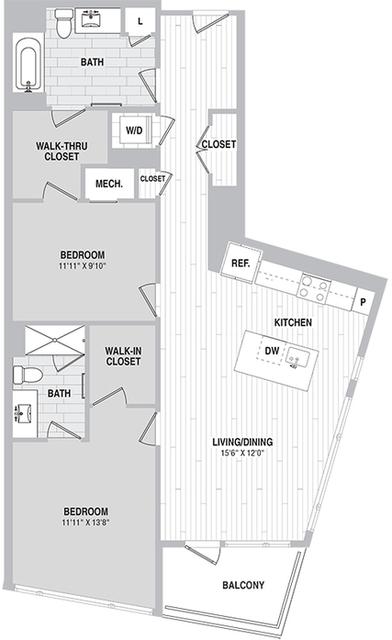 2 Bedrooms, North Cambridge Rental in Boston, MA for $4,265 - Photo 1