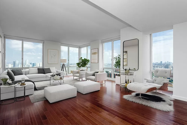 3 Bedrooms, Battery Park City Rental in NYC for $23,000 - Photo 1