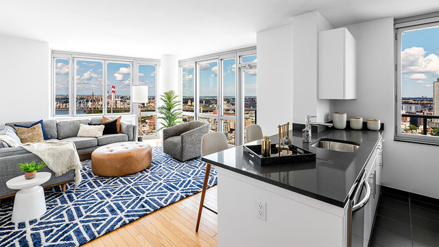 1 Bedroom, Hunters Point Rental in NYC for $3,103 - Photo 1