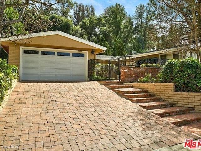 4 Bedrooms, Bel Air Rental in Los Angeles, CA for $8,500 - Photo 1