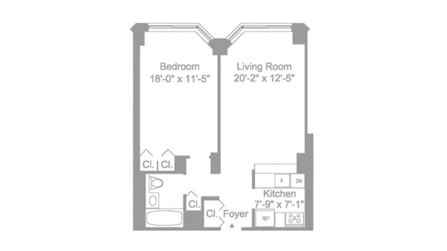 1 Bedroom, Murray Hill Rental in NYC for $4,195 - Photo 1