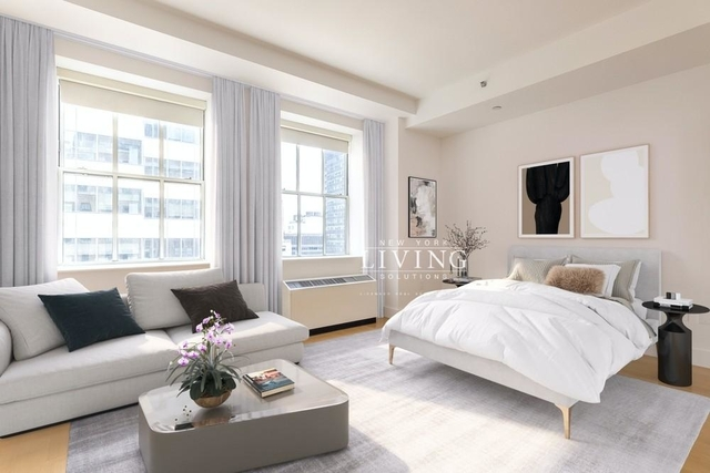 1 Bedroom, Financial District Rental in NYC for $3,185 - Photo 1