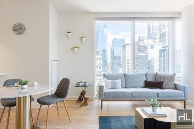 1 Bedroom, Financial District Rental in NYC for $7,420 - Photo 1