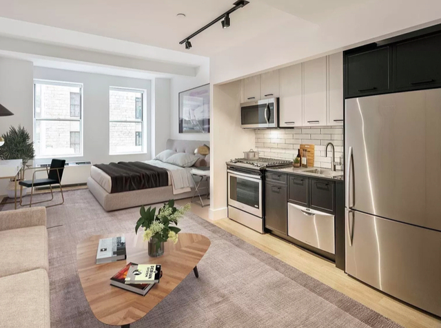 Studio, Financial District Rental in NYC for $2,851 - Photo 1