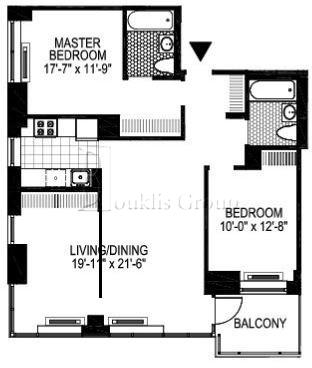 2 Bedrooms, Financial District Rental in NYC for $5,930 - Photo 1