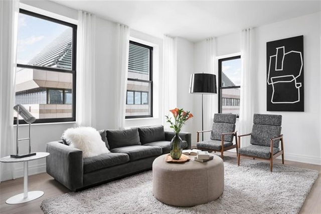 2 Bedrooms, Financial District Rental in NYC for $11,950 - Photo 1