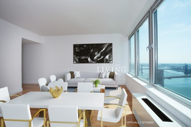 Studio, Financial District Rental in NYC for $4,950 - Photo 1