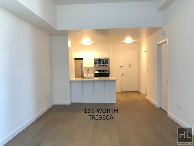 1 Bedroom, Civic Center Rental in NYC for $4,100 - Photo 1