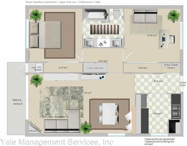 2 Bedrooms, Van Nuys Rental in Los Angeles, CA for $1,895 - Photo 1