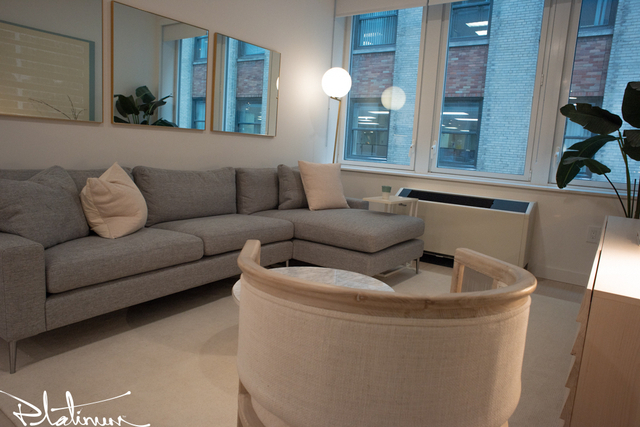 Studio, Financial District Rental in NYC for $3,625 - Photo 1