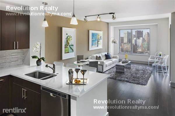 2 Bedrooms, Seaport District Rental in Boston, MA for $5,770 - Photo 1