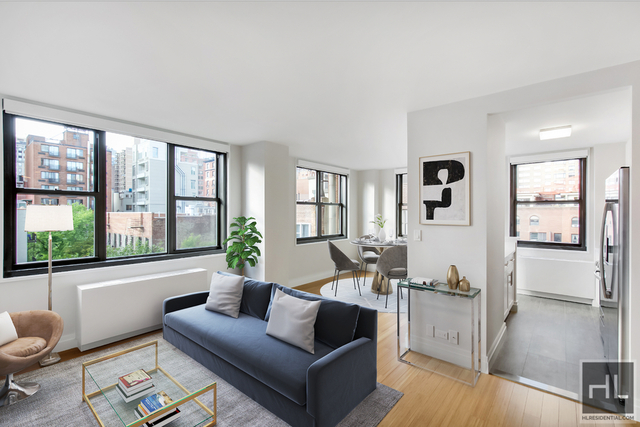 1 Bedroom, Rose Hill Rental in NYC for $3,140 - Photo 1