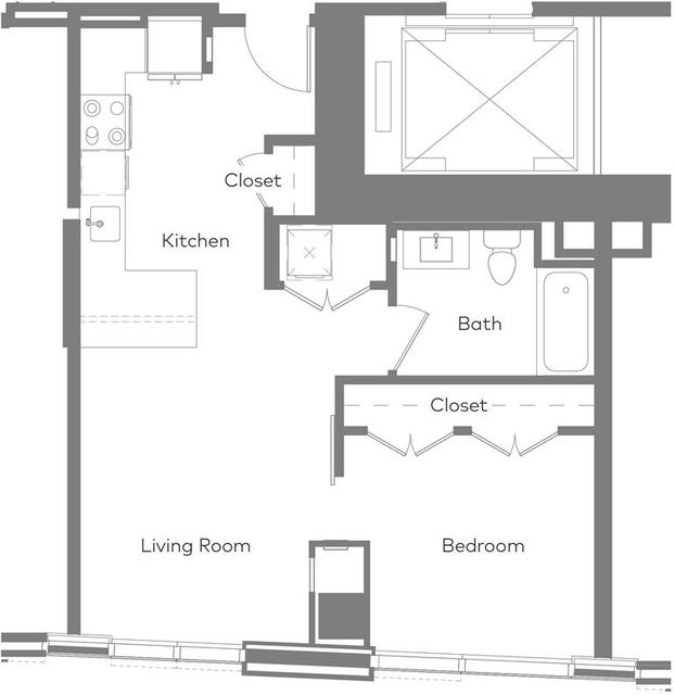 1 Bedroom, Kenmore Rental in Boston, MA for $4,933 - Photo 1