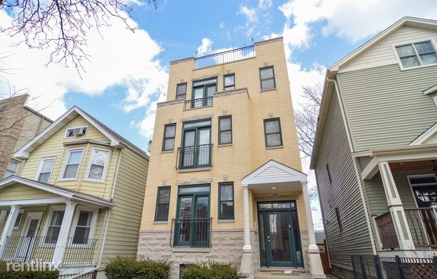 4 Bedrooms, Roscoe Village Rental in Chicago, IL for $3,995 - Photo 1