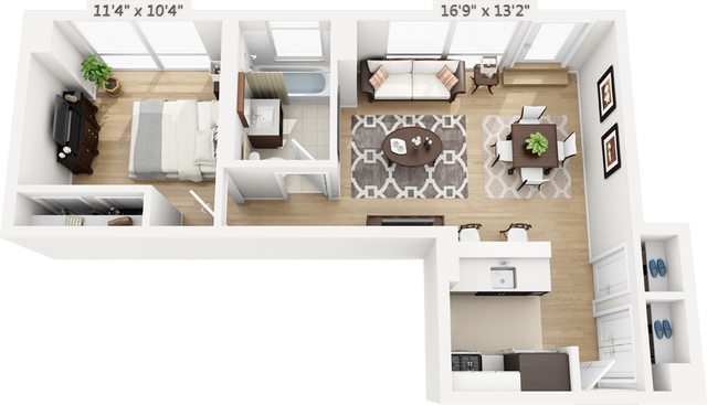 1 Bedroom, Manhattan Valley Rental in NYC for $5,248 - Photo 1
