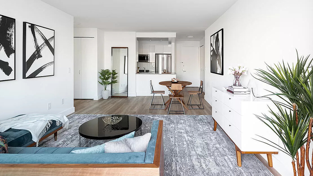 Studio, Hunters Point Rental in NYC for $2,553 - Photo 1