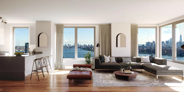 2 Bedrooms, Hunters Point Rental in NYC for $4,890 - Photo 1